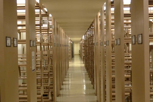NYU's Bobst Library Removes an Entire Floor of Stacks | Save